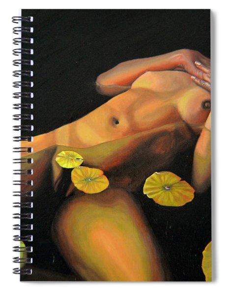 6 30 A.m. Spiral Notebook