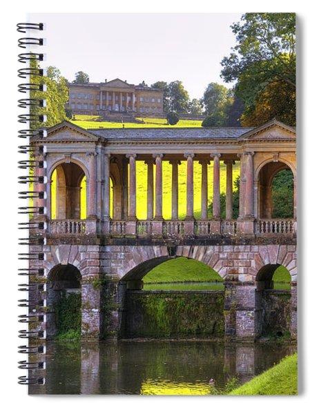 Prior Park Spiral Notebook