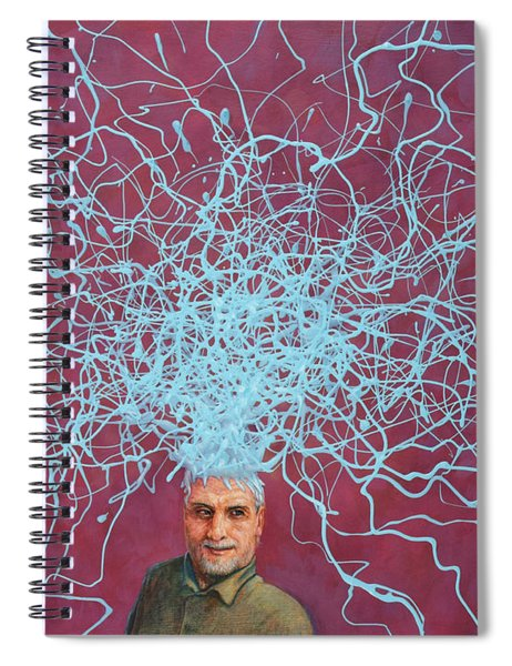 60 Watts Spiral Notebook
