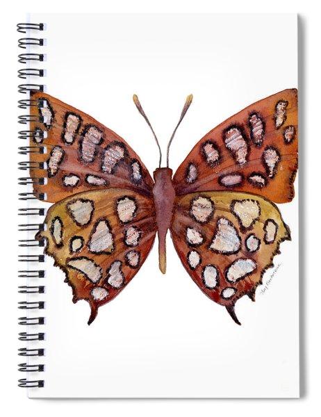 61 Hutchinson's Highflier Butterfly Spiral Notebook by Amy Kirkpatrick