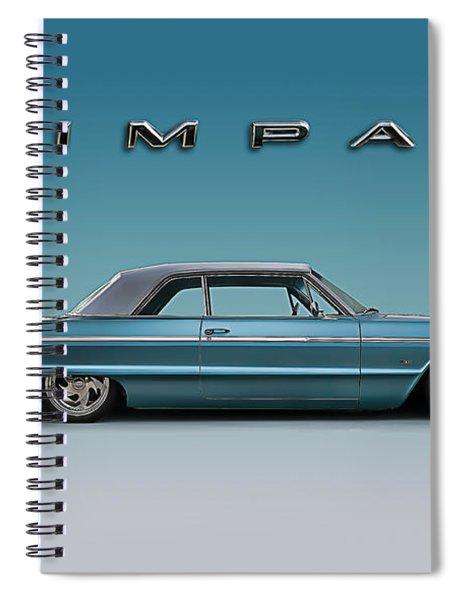 '64 Impala Ss Spiral Notebook