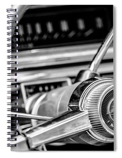 65 Impala Spiral Notebook