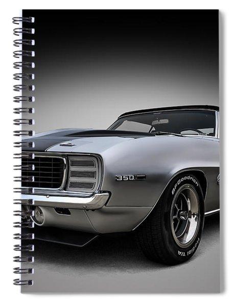 '69 Camaro Ss Spiral Notebook