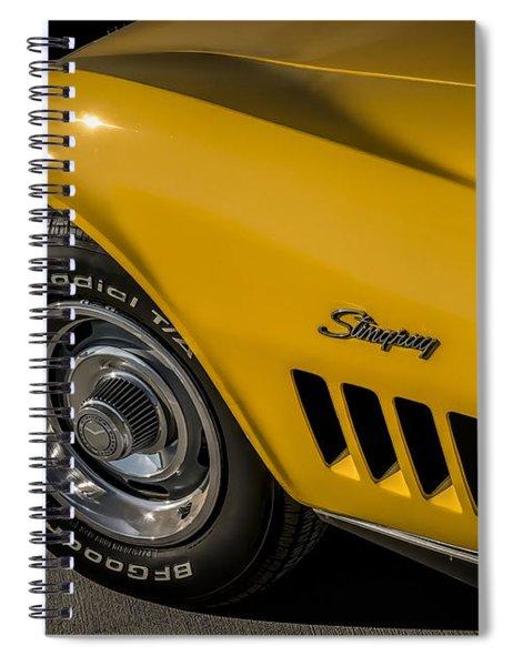 '69 Stinger Spiral Notebook