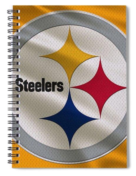 Pittsburgh Steelers Uniform Spiral Notebook