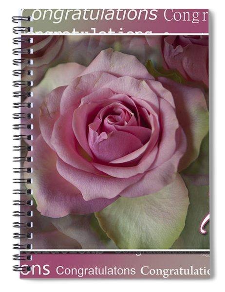 70th Birthday Spiral Notebook