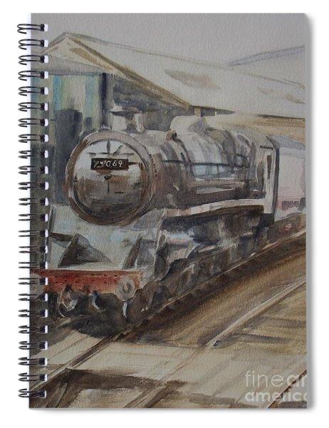 75069 Br Standard Class 4 Spiral Notebook