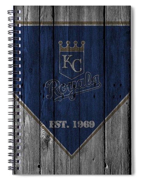 Kansas City Royals Spiral Notebook