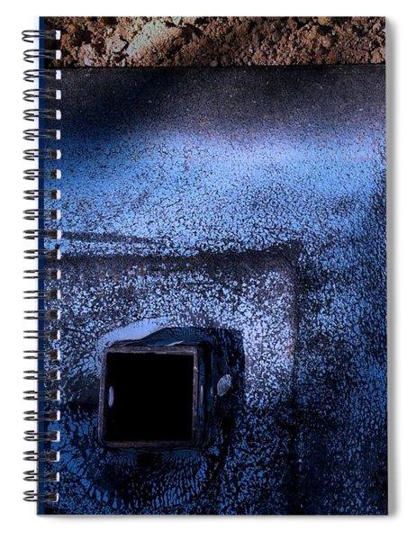 A 3 Spiral Notebook