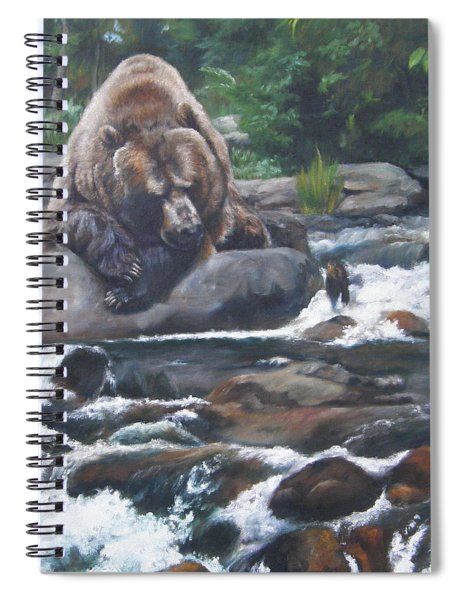 A Berry For Your Thoughts Spiral Notebook