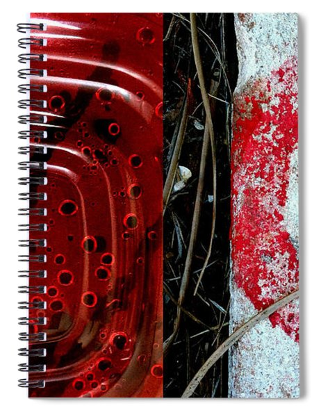 A Bit Of The Bubbly Spiral Notebook