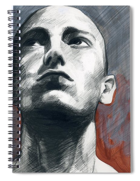 A Boy Named Patience  Spiral Notebook