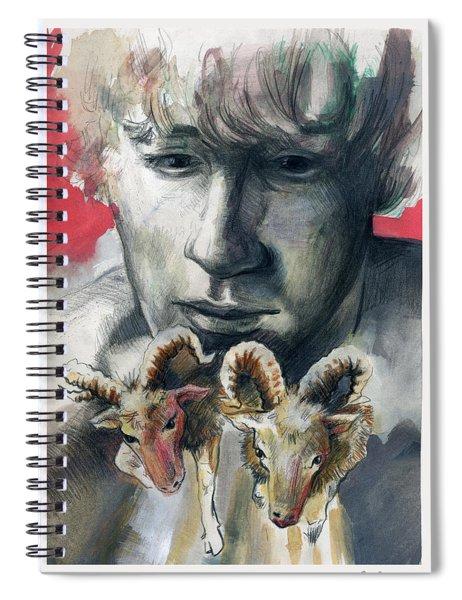 A Boy Named Stubborn Spiral Notebook