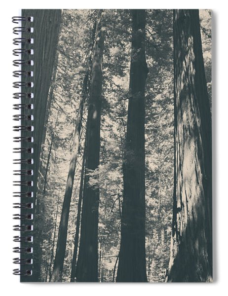A Breath Of Fresh Air Spiral Notebook