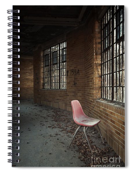 A Broken Serenade Spiral Notebook