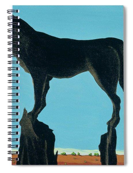 A Chestertown Moment , 1999 Spiral Notebook