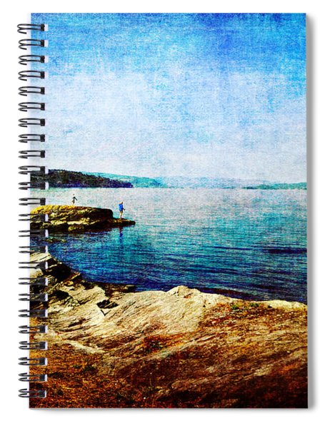 A Day Out Spiral Notebook