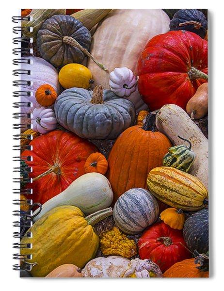 A Great Harvest Spiral Notebook