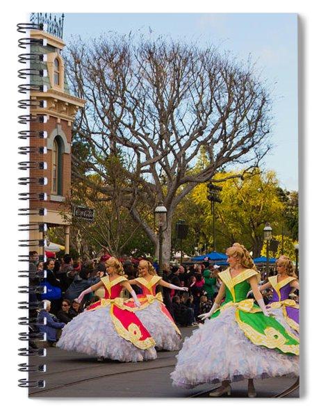 A Little Girls Dream Spiral Notebook
