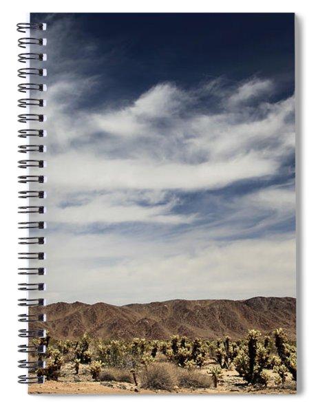 A Mad World Spiral Notebook