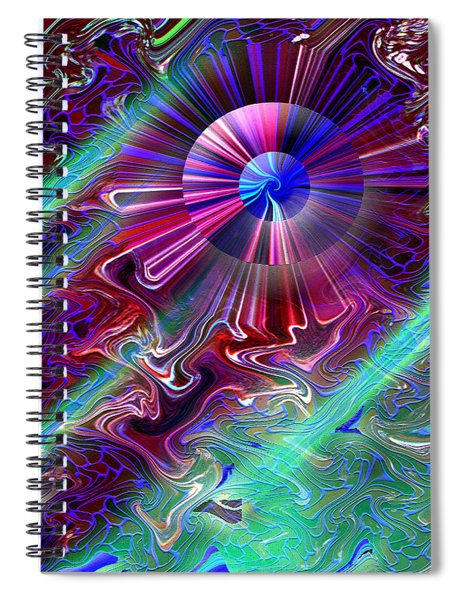 A New Thought Spiral Notebook