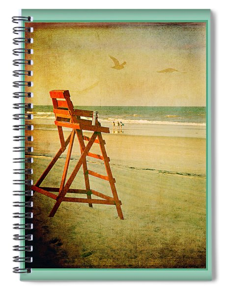 A Perfect Day Spiral Notebook