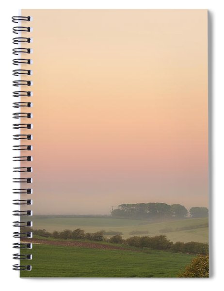 A Place Called Morning Spiral Notebook