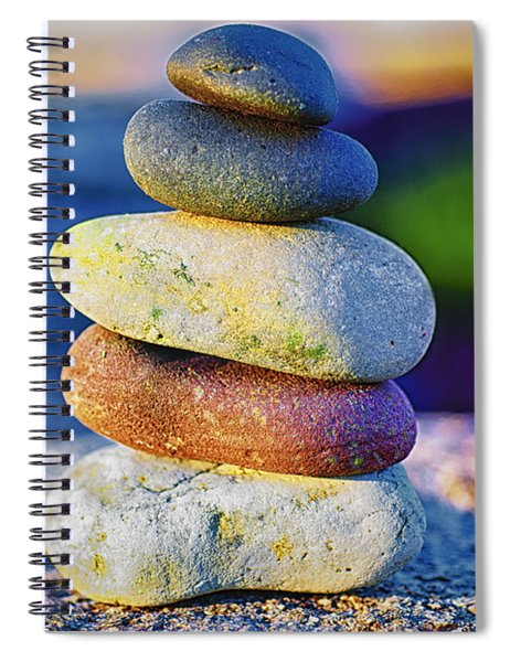 A Place Of Peace Spiral Notebook