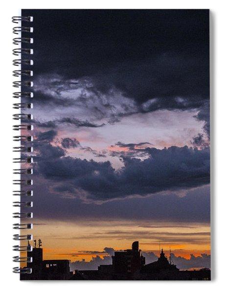 A Princess Dreams Spiral Notebook