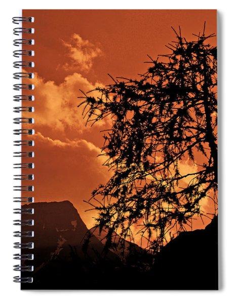 A Tranquil Moment Spiral Notebook