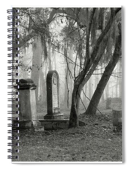 A View From Above Spiral Notebook
