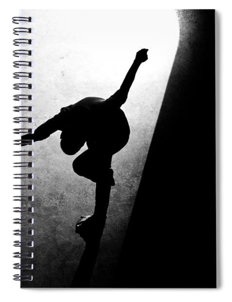 Ab Intra Spiral Notebook