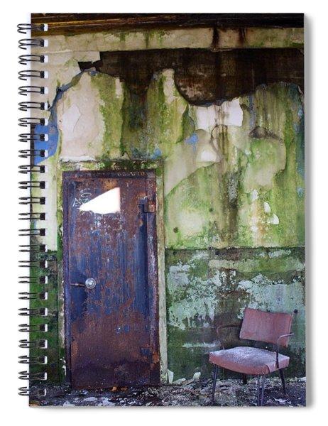 Aberdeen Chair Spiral Notebook