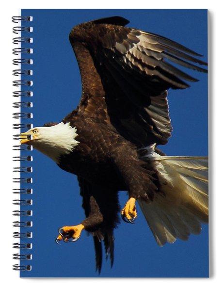 Aborted Landing Spiral Notebook