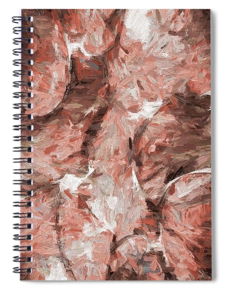 Abstract Series16 Spiral Notebook