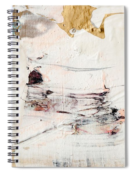 Abstract Original Painting Number Eleven Spiral Notebook