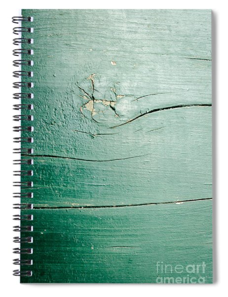 Abstract Photography Spiral Notebook