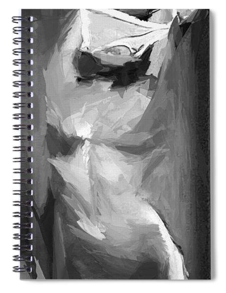 Abstract Series IIi Spiral Notebook