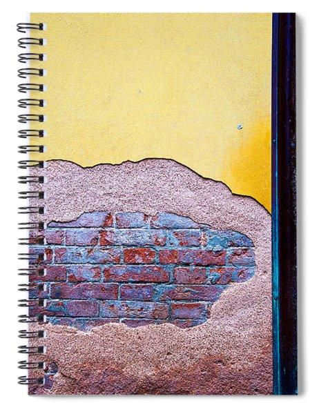 Minimal Wall Spiral Notebook