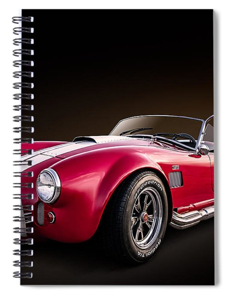 Ac Cobra Spiral Notebook