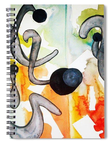 Acceptance Spiral Notebook