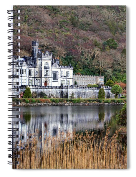 Across The Pond Spiral Notebook