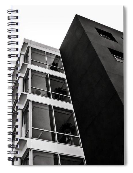 Acute Insight Spiral Notebook