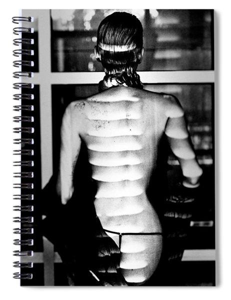 Ad Captandum Spiral Notebook