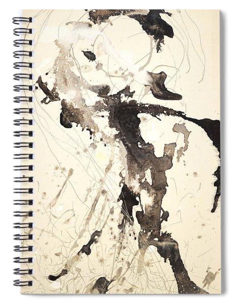 Adam Spiral Notebook