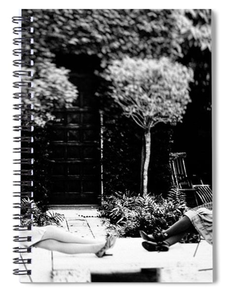 Adversus Solem Ne Loquitor Spiral Notebook