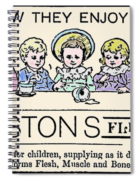 Advert - How They Enjoy It Spiral Notebook