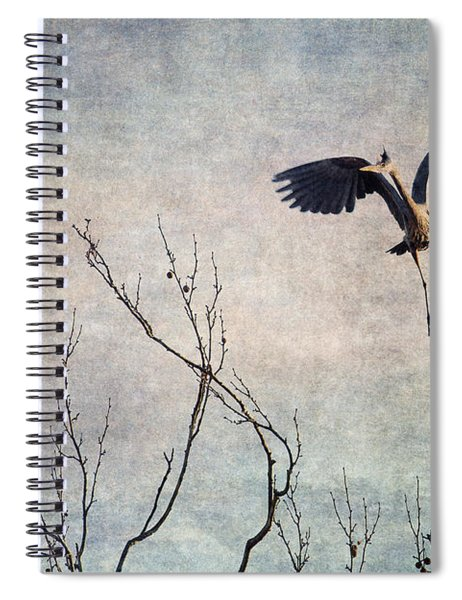 Aerial Dance Spiral Notebook