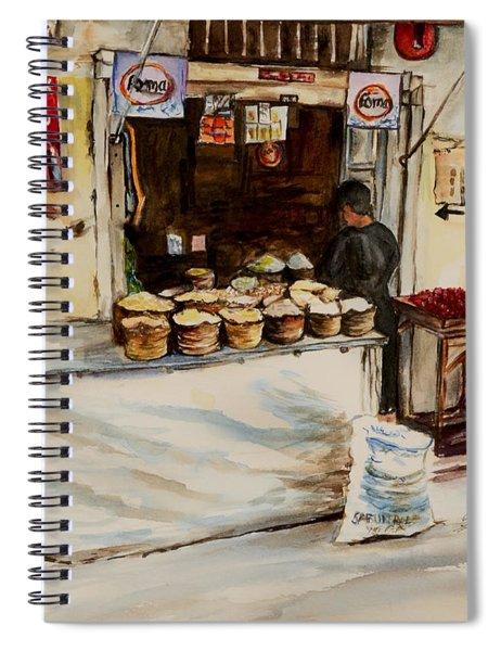 African Corner Store Spiral Notebook