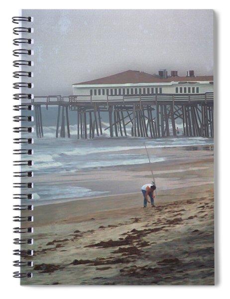 After The Hurricane Spiral Notebook